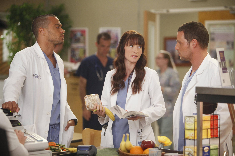 """Grey\'s Anatomy"""": Noch ein beliebtes Serienpaar steht vor der"""