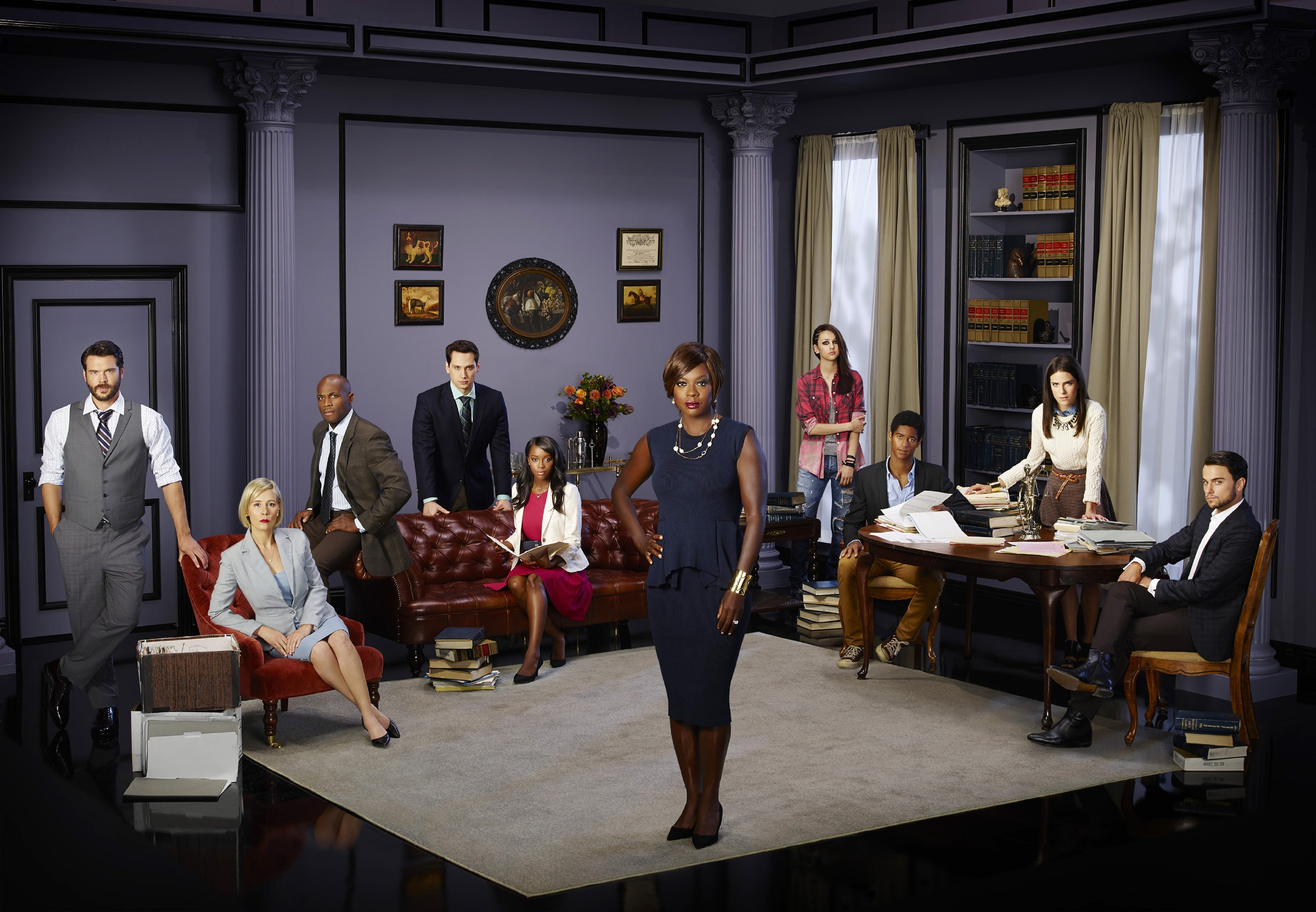 """""""How to get Away with Murder"""" bekommt 4. Staffel! - photo#32"""