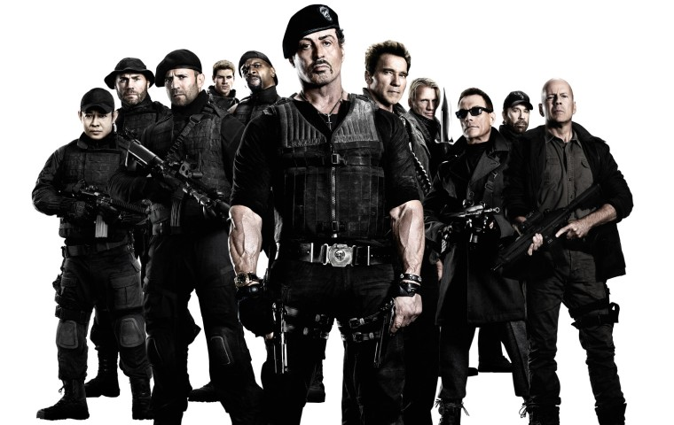 The Expendables Kinox