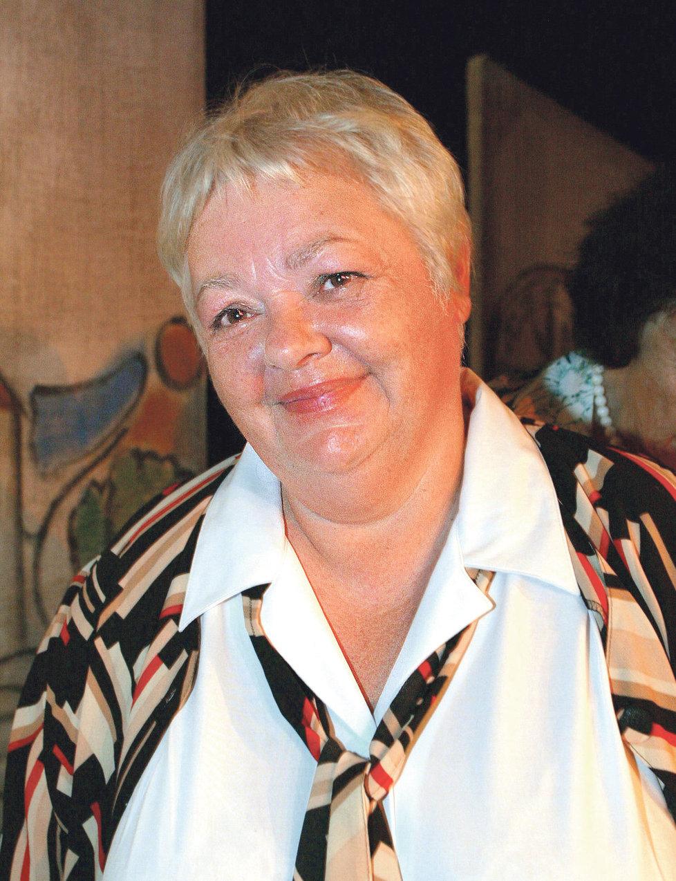 Daniela Hlaváčová