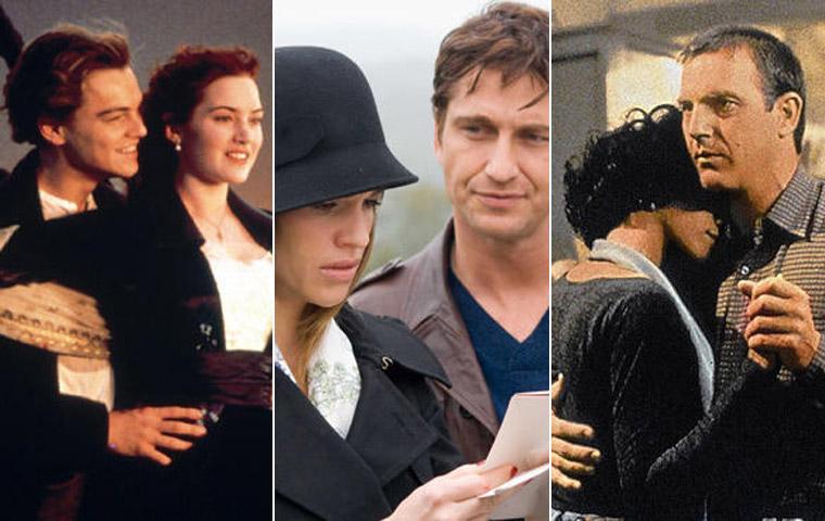 Die schönsten liebesfilme der welt