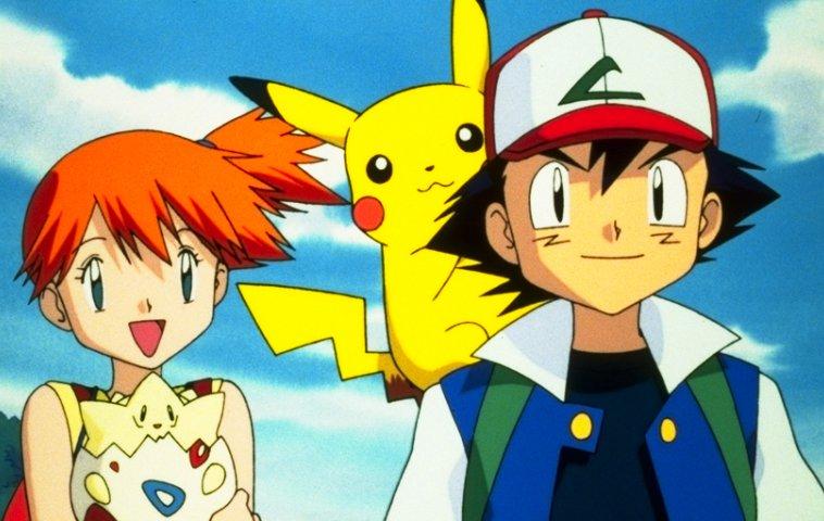 Pokemon Anime Staffel 1