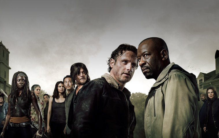 The Walking Dead 7 Staffel