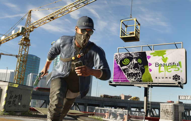 """Ubisoft verschenkt """"Watch Dogs 2"""" - unter einer Bedingung"""