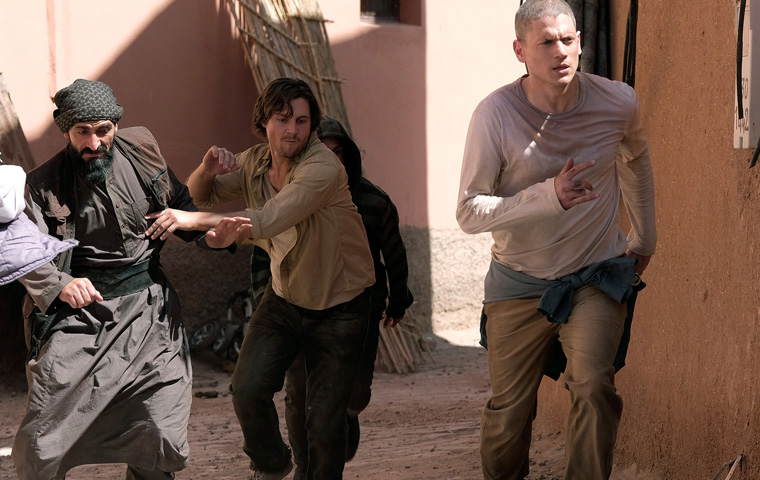 5 staffel prison break