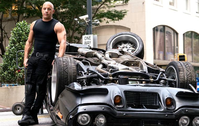 Fast Amp Furious Vin Diesel War Die Zweite Wahl F 252 R Dominic