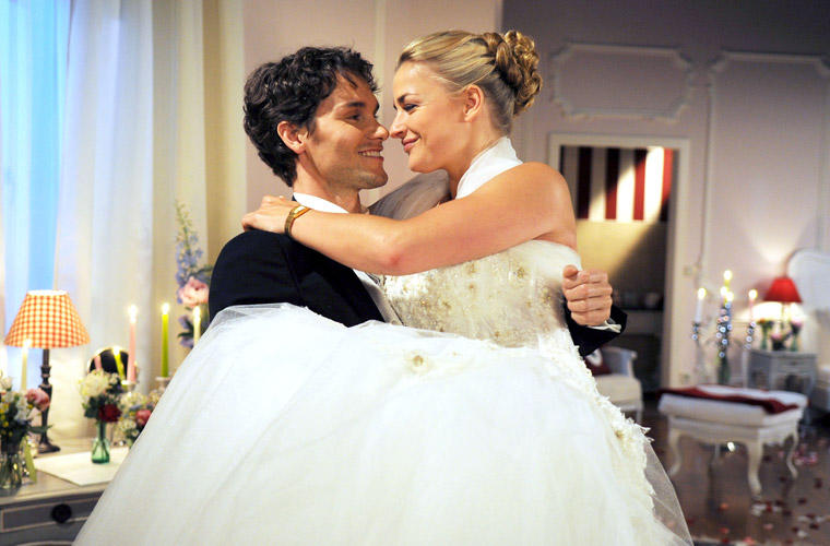 """""""Sturm der Liebe"""": Das wurde aus Theresa und Moritz!"""
