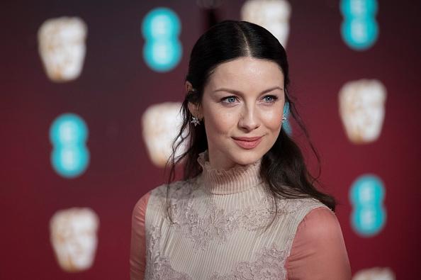 """""""Outlander"""": So sexy sah Caitriona Balfe alias Claire früher aus"""