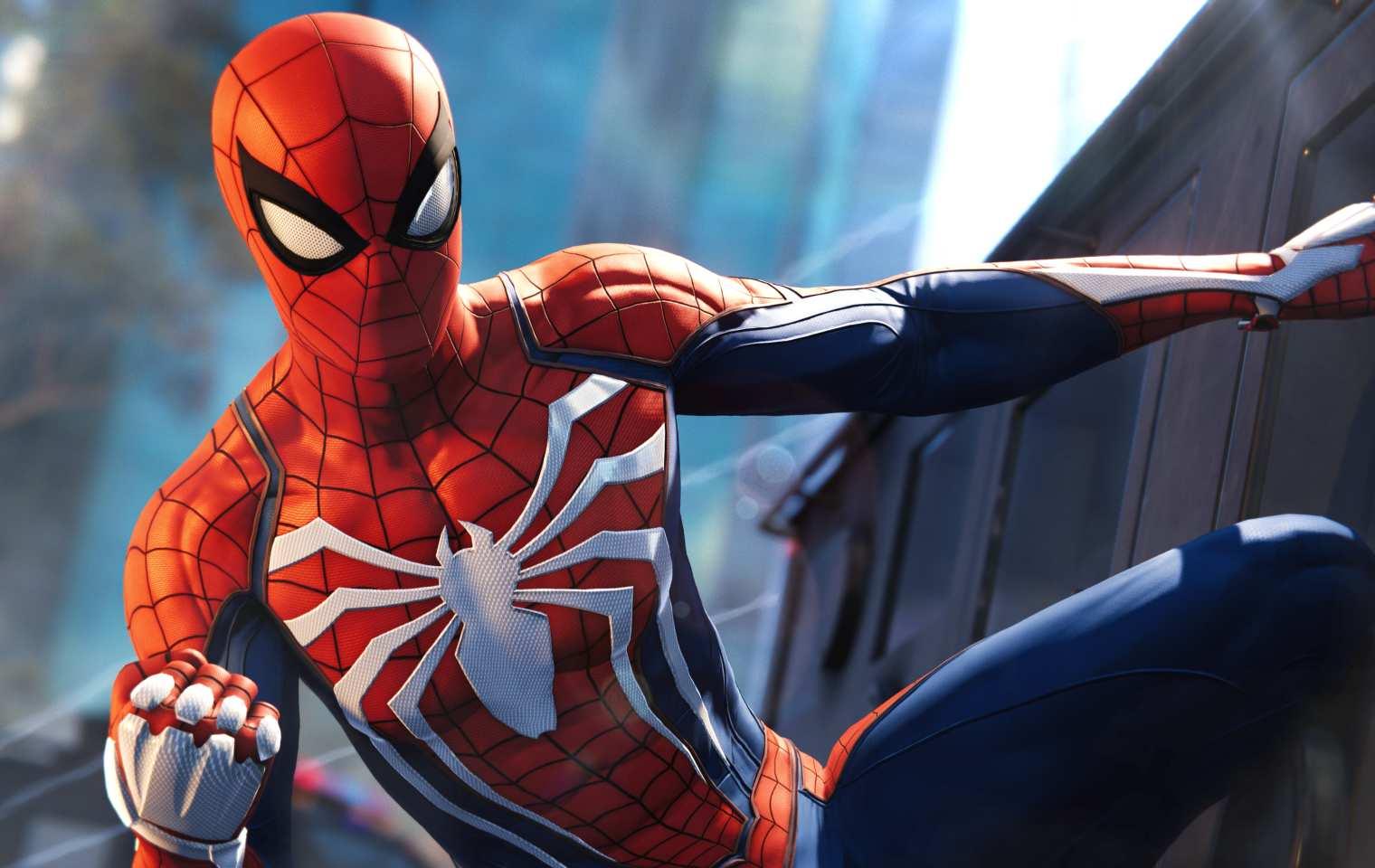 10 Best Spider Man 2099 Wallpaper Full Hd 1080p For Pc: Spider-Man Im Test: Mit Schwung, Köpfchen Und Herz Auf PS4