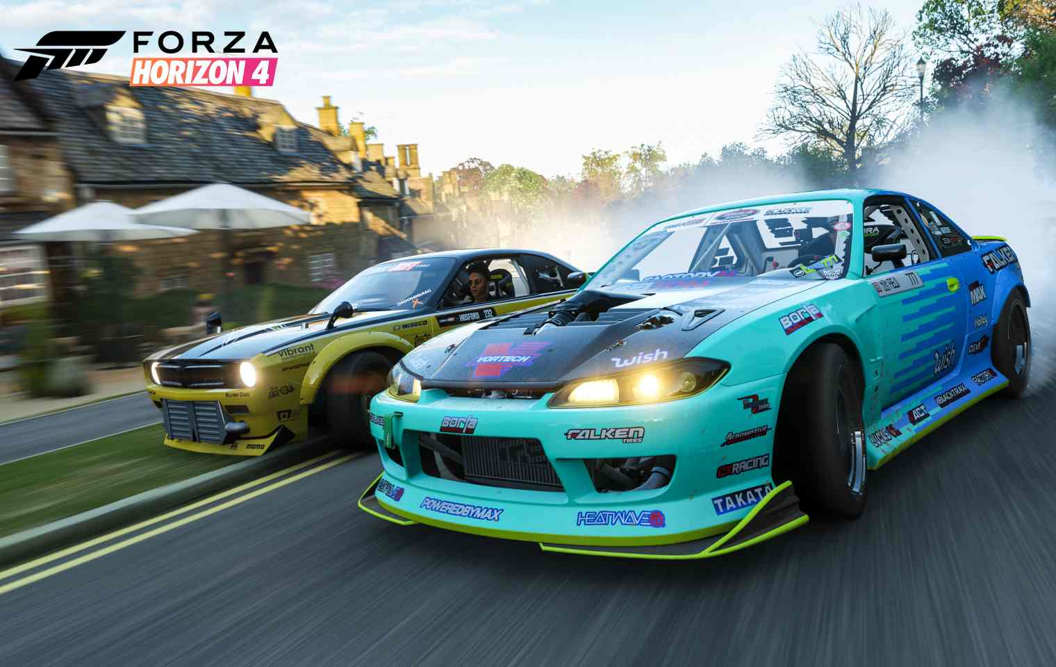 forza horizon 4 im test so gut ist das spiel f r xbox. Black Bedroom Furniture Sets. Home Design Ideas
