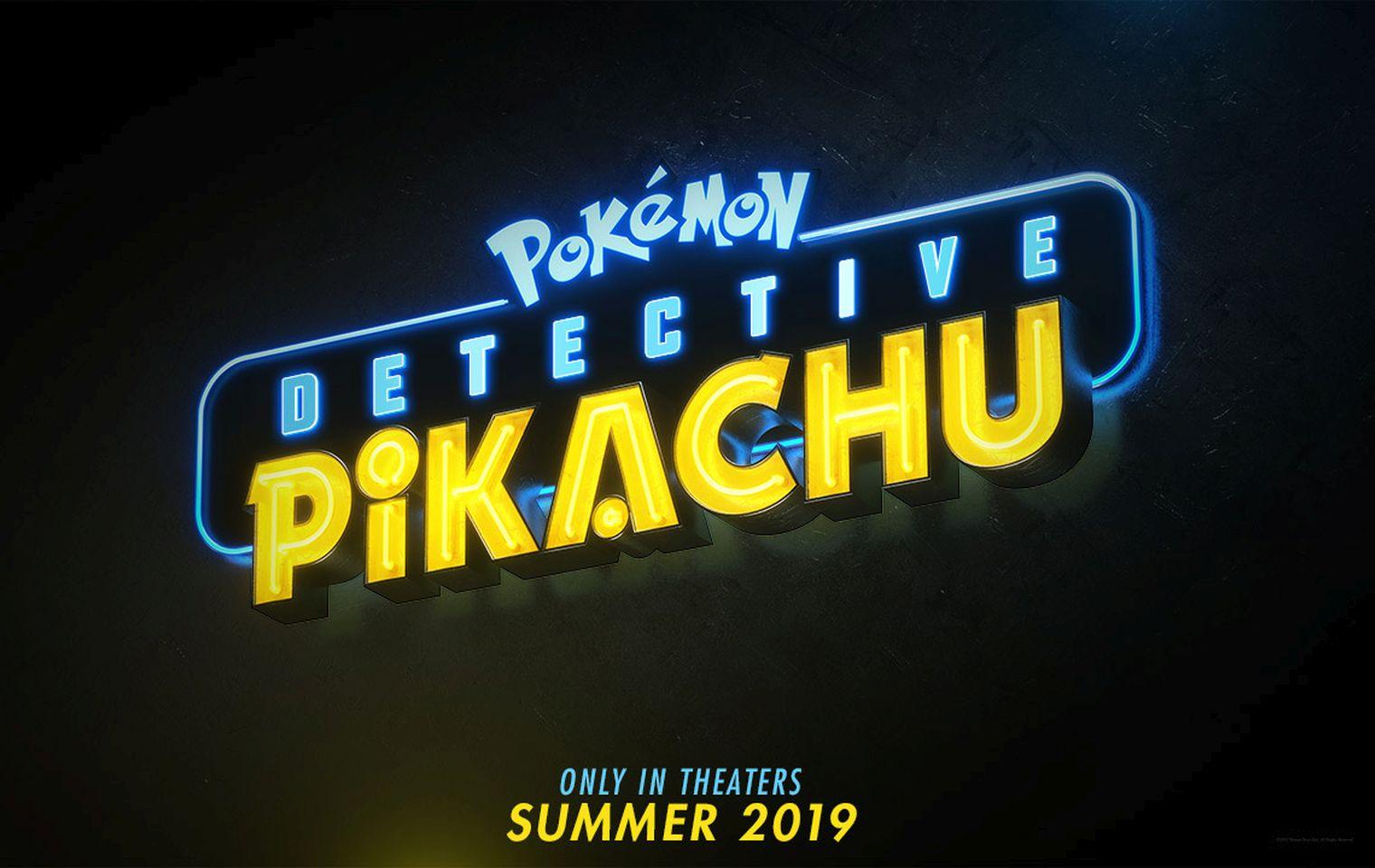Pokémon Meisterdetektiv Pikachu: Erster Trailer mit Ryan Reynolds als sprechendes Pokémon