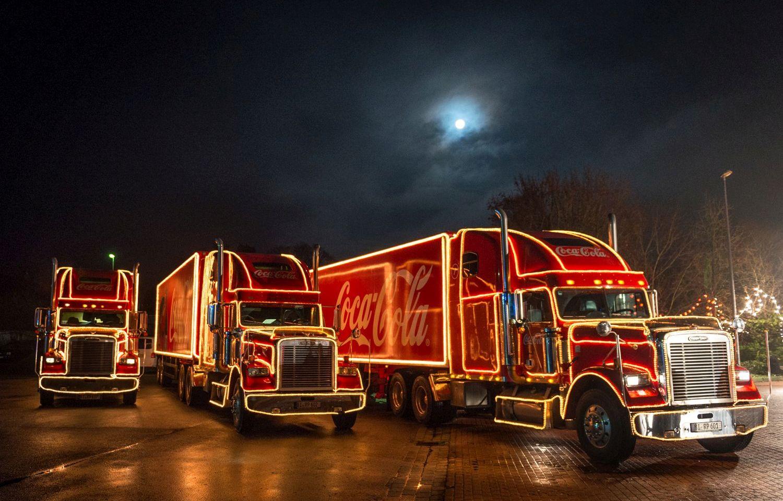 Coca Cola Truck 2021 Termine