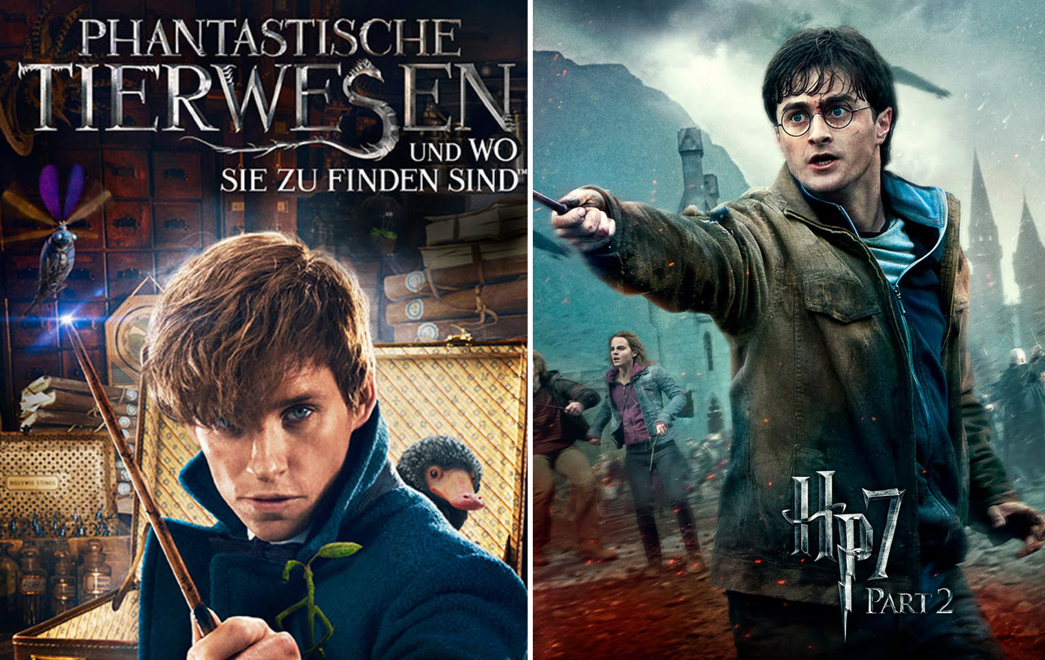 Harry Potter Phantastische Tierwesen Stream
