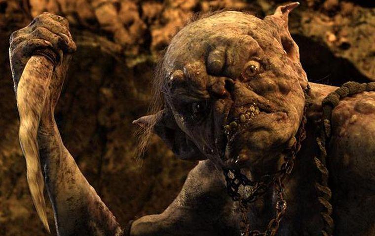 Wow So Heiß Sind Die Orks Aus Der Hobbit Ohne Masken