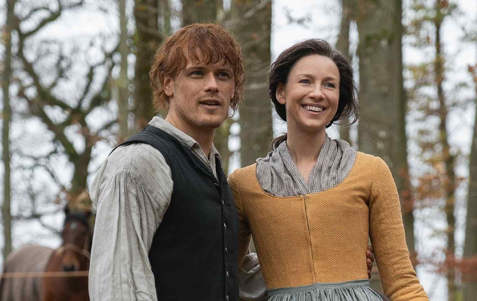 Outlander Staffel 1 Vox