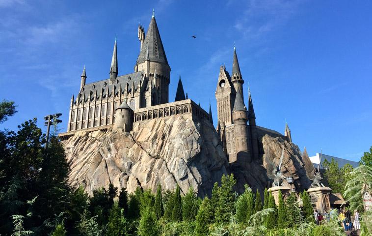 Harry Potter alle Teile