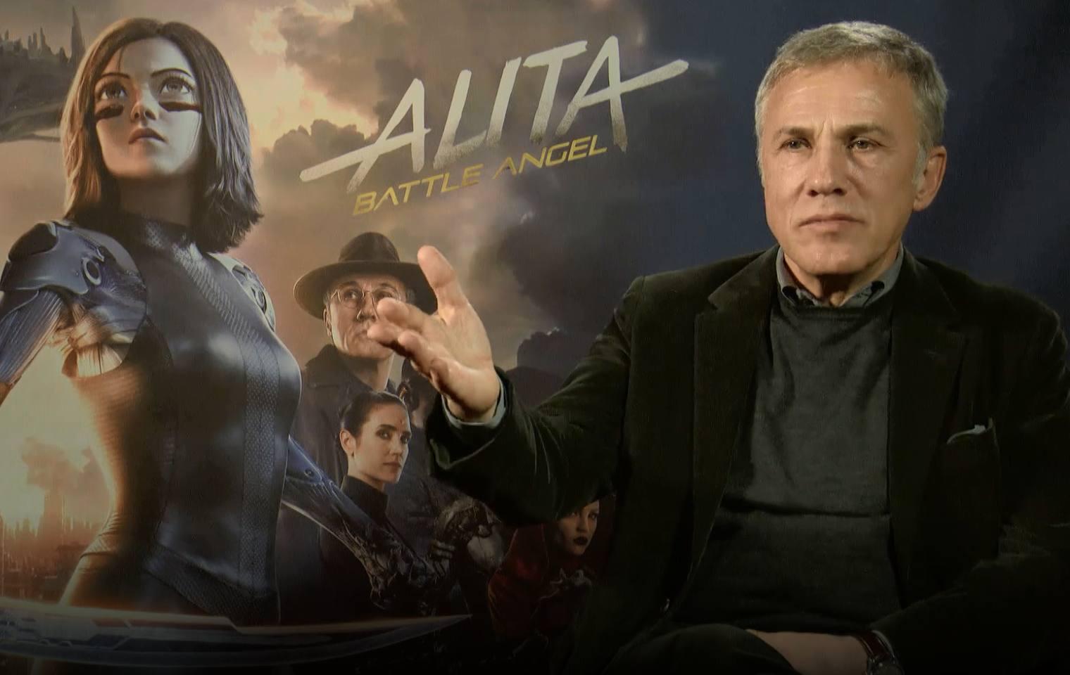 """""""Alita: Battle Angel"""": Christoph Waltz verrät, was für ihn eine starke Frau ausmacht"""