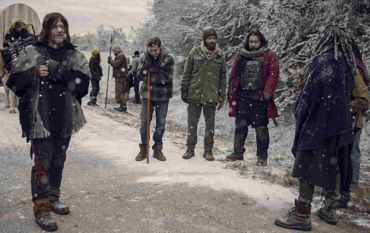 Wann L�Uft The Walking Dead Staffel 7