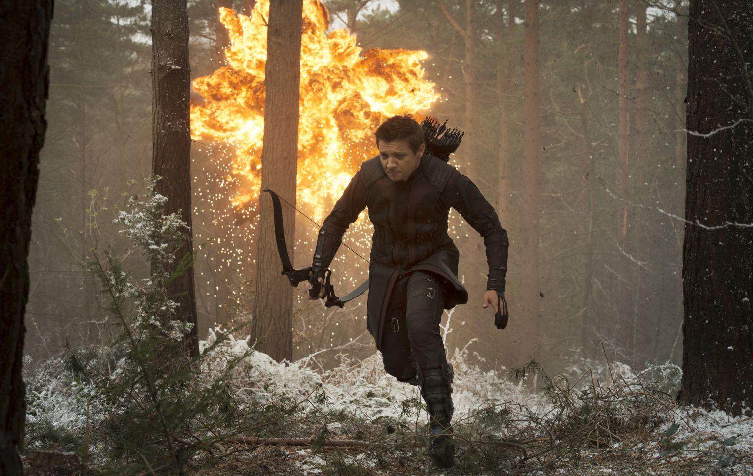 """""""Hawkeye"""": Diese Verbindung hat die Disney+-Serie zu einem Marvel-Blockbuster!"""