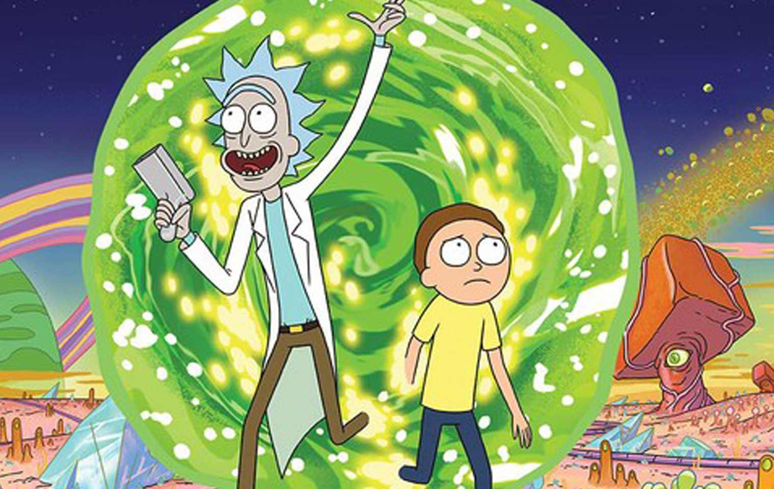 Rick And Morty Deutschland