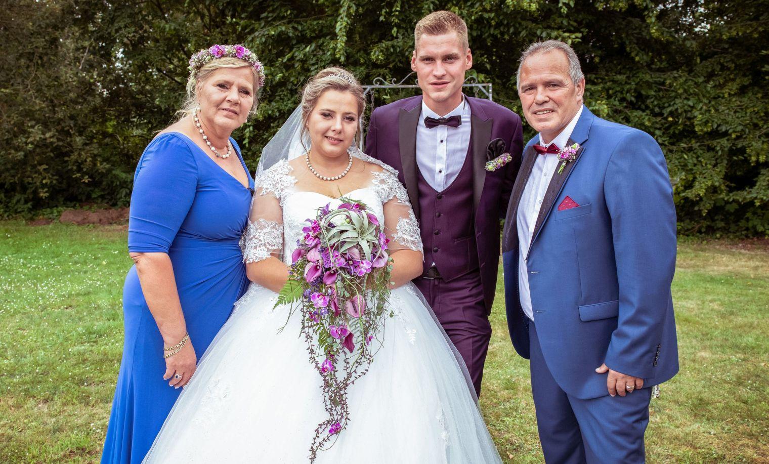 Wollny Hochzeit