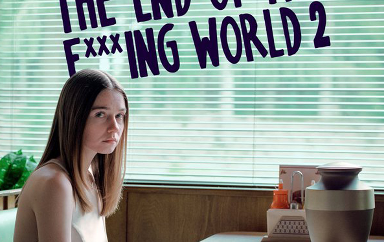 The End Of The F *** Ing World 2 Staffel