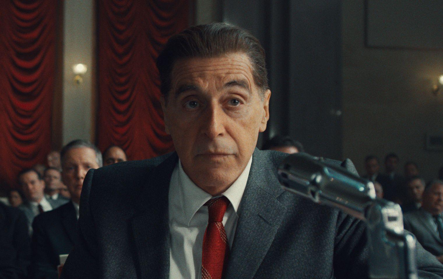 The Irishman: Al Pacino im Interview   Kino ist schon
