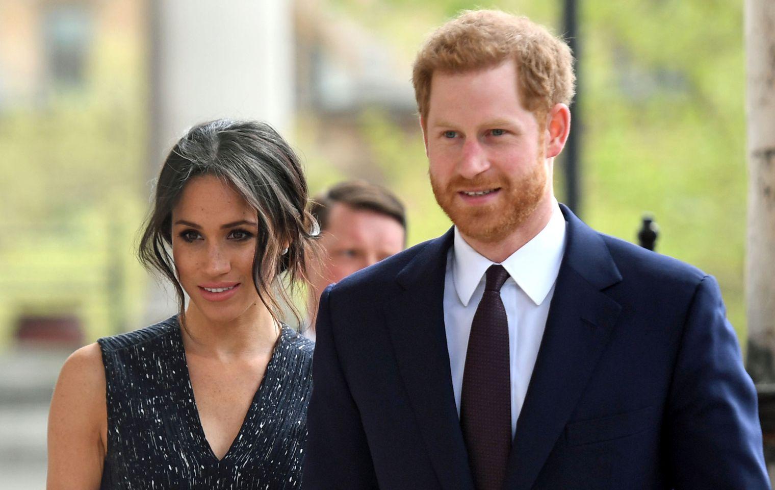 Prinz Harry Und Meghan Aktuell Heute