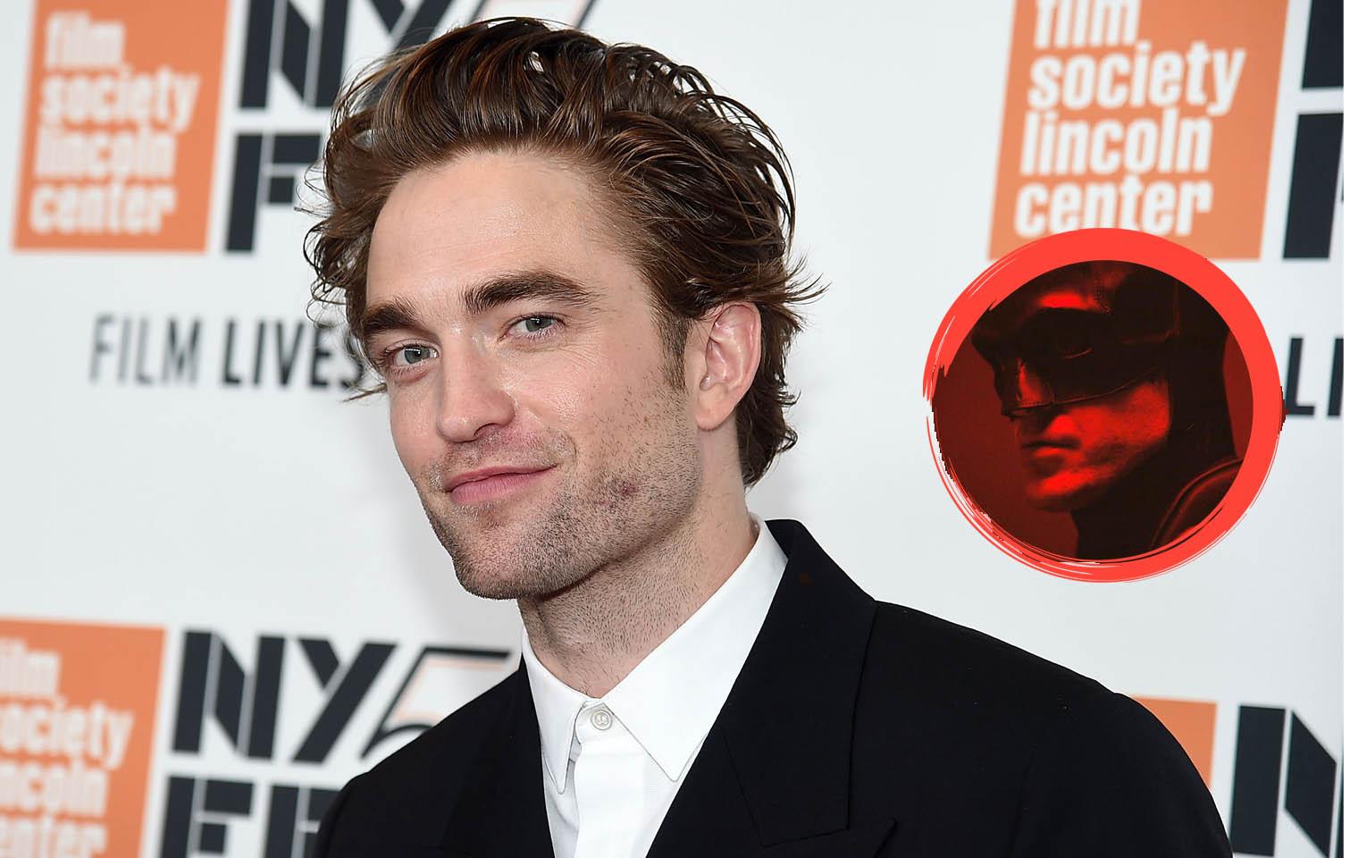"""The Batman"": So sieht Robert Pattinson im ""Batman""-Kostüm aus"