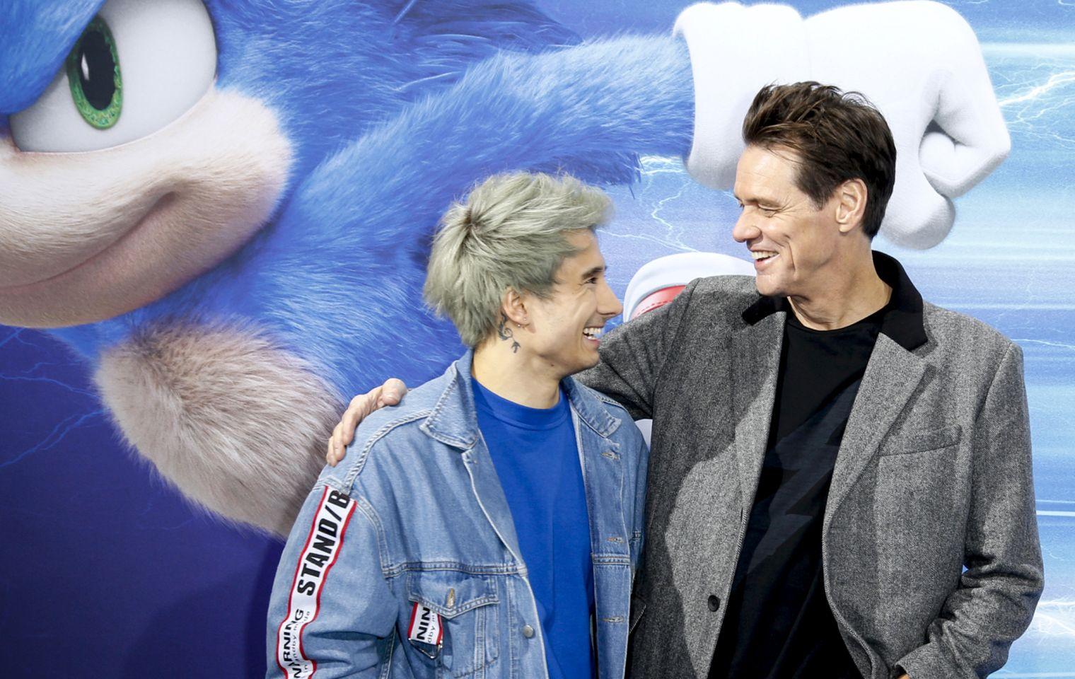 Sonic the Hedgehog: Laut Julien Bam der perfekte Film zum Valentinstag | Interview