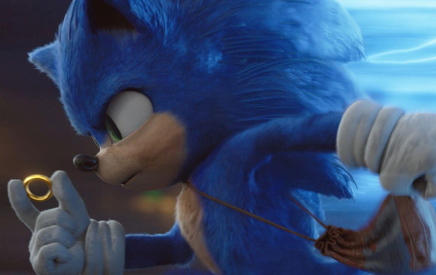 Sonic the Hedgehog Serie in Arbeit