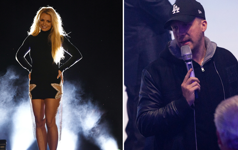 """Oliver Pocher & Britney Spears: Gemeinsame """"Oops I did it again""""-Version"""