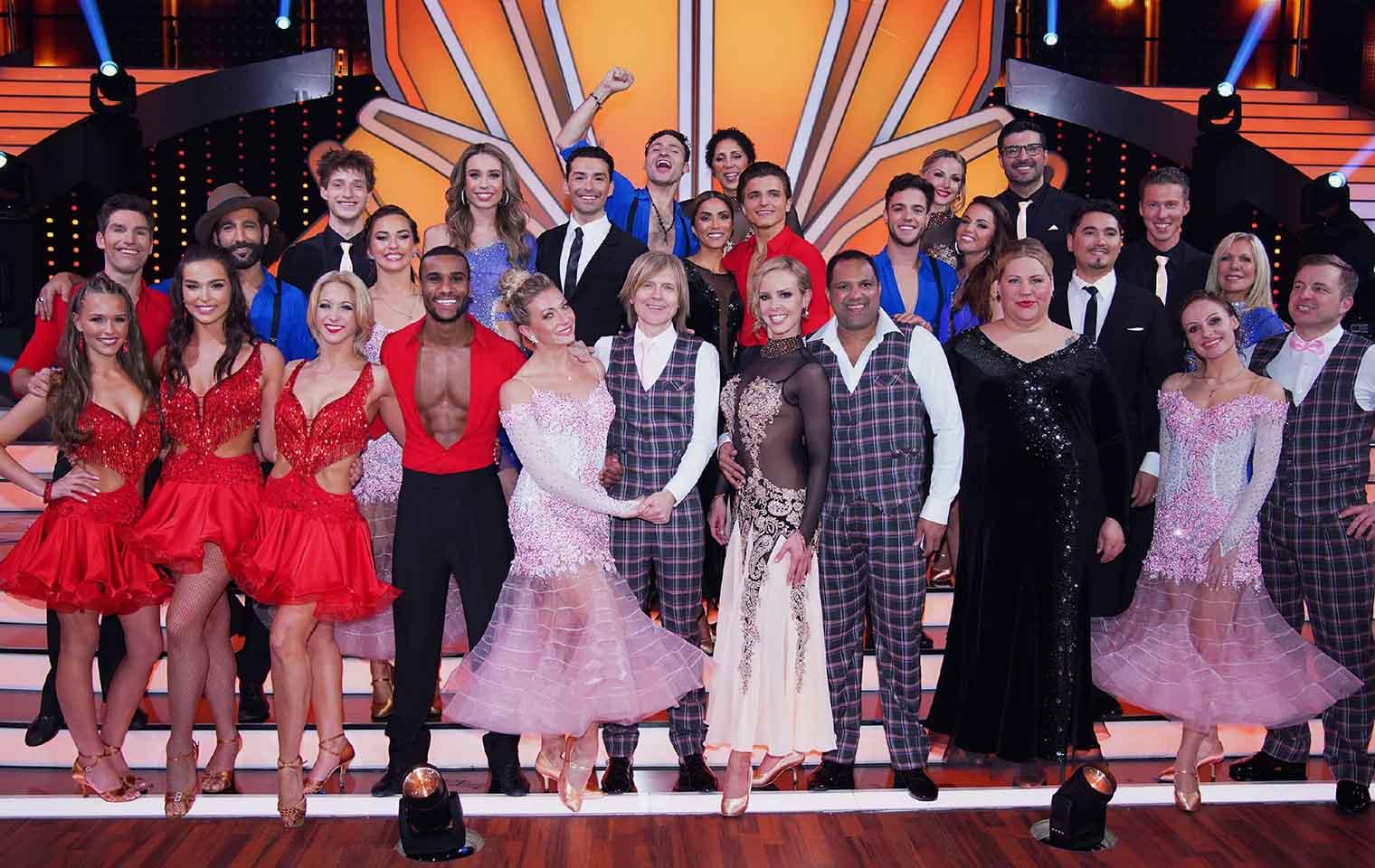 Coronavirus: Live-Show Let's Dance eingeschränkt