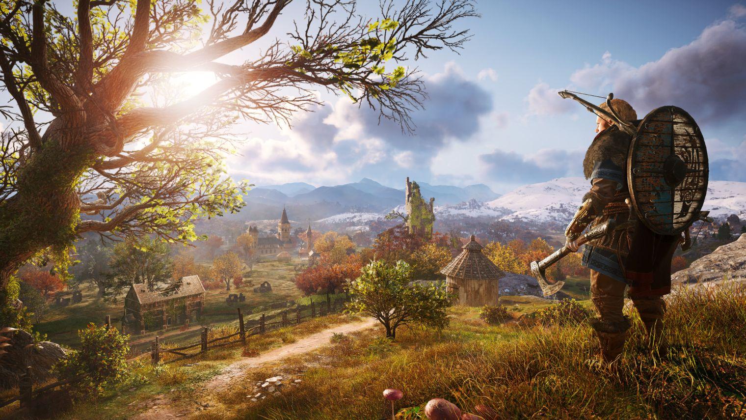 Spiele-Highlights im November 2020 für PS5, Xbox Series X, Switch und PC