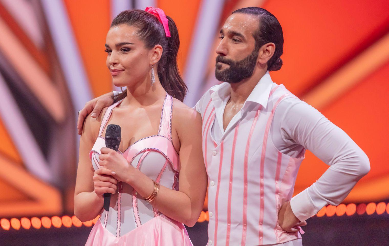 Let's Dance: Profi Massimo Sinató ist doch dabei! - TVMovie.de