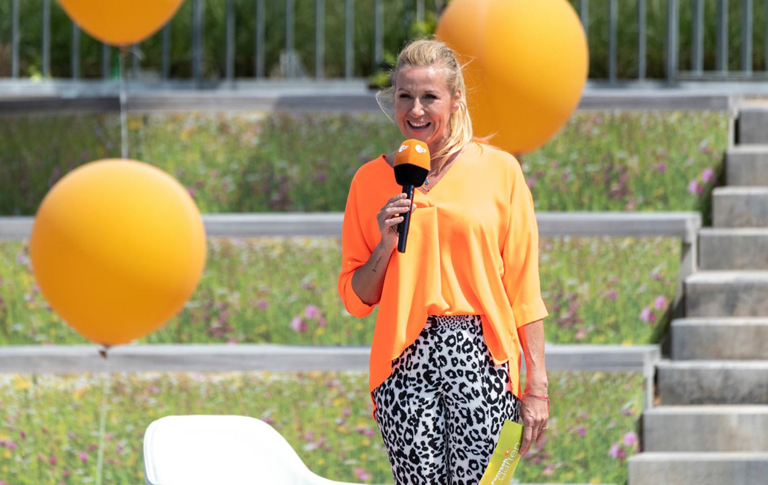 ZDF-Fernsehgarten: Andrea Kiewel verdient Mega-Summe pro Folge!