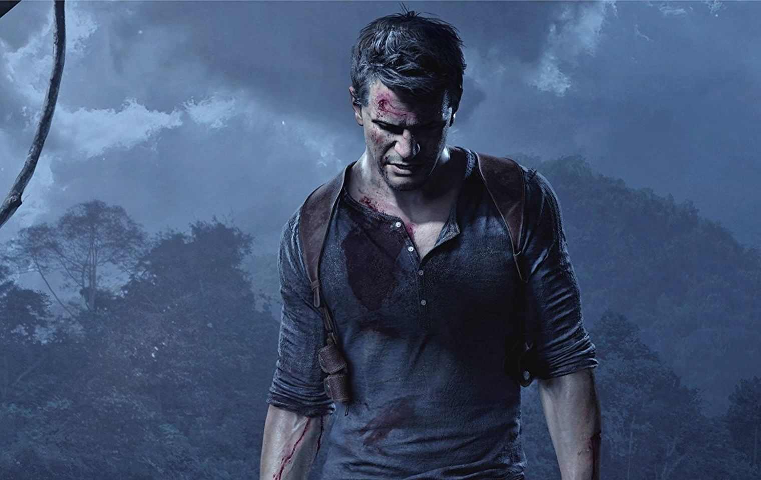 Uncharted: Erstes Bild von Tom Holland als Nathan Drake in Gaming-Verfilmung