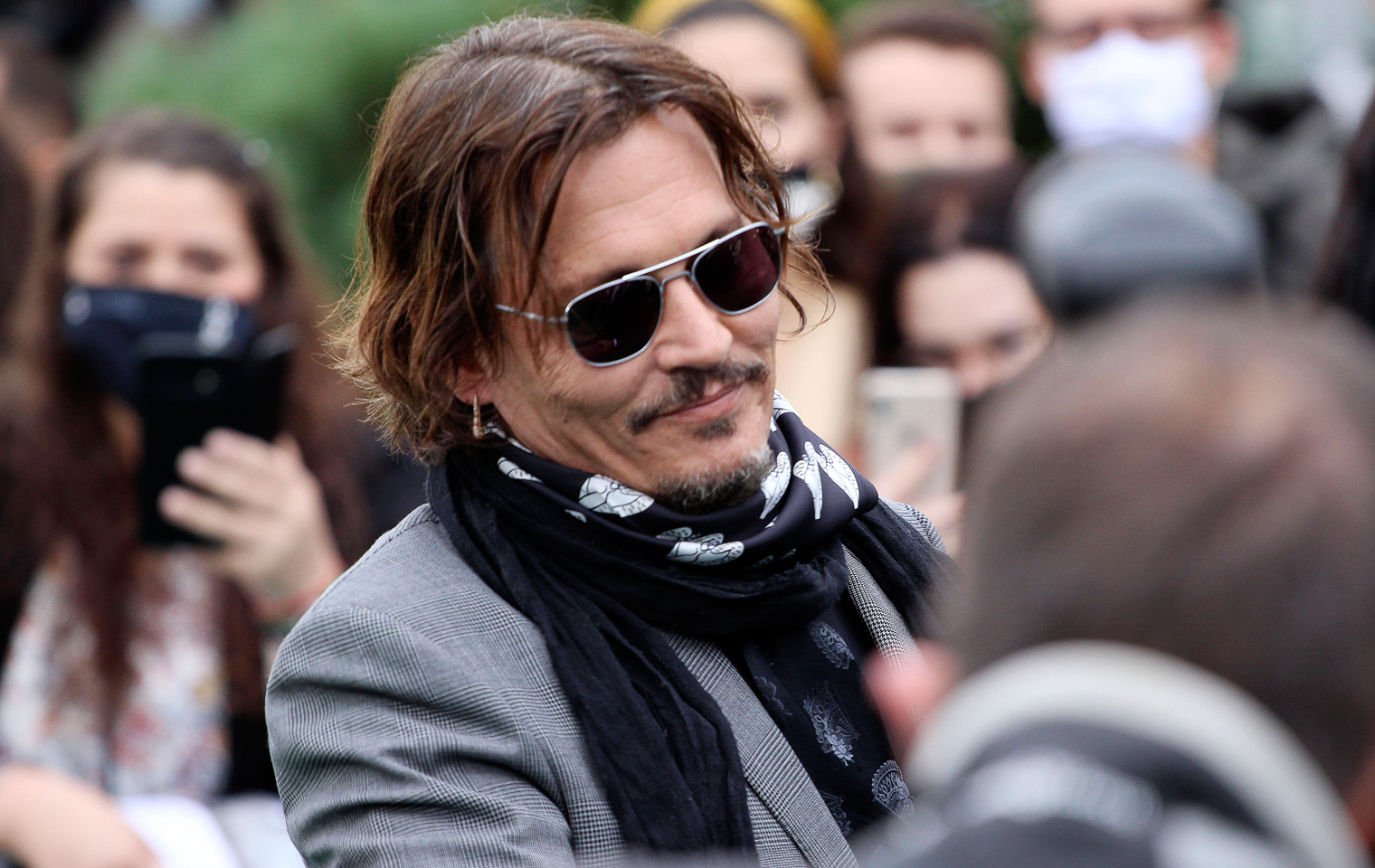 "Netflix: Johnny Depp als Mitglied der ""Addams Family"""