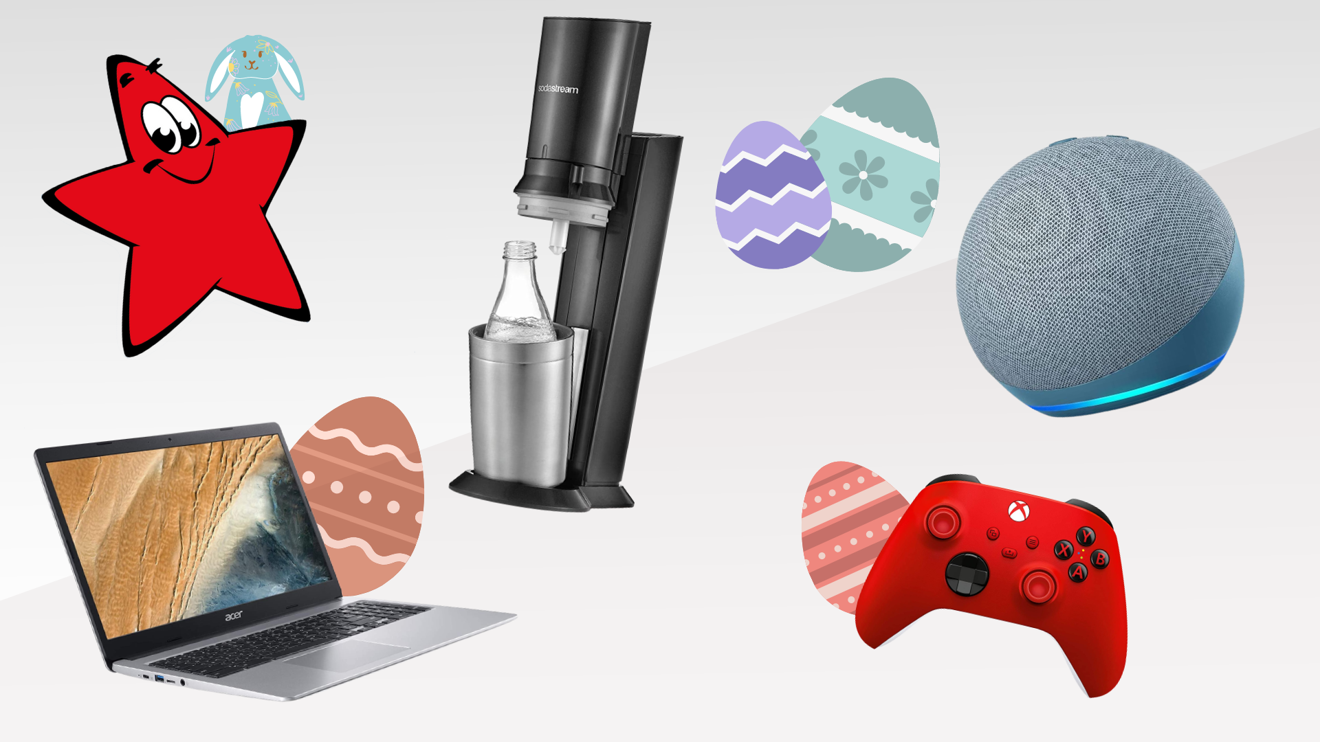 Amazon Osterangebote: Die besten Technik-Deals: Echo Dot, Xbox und Co.