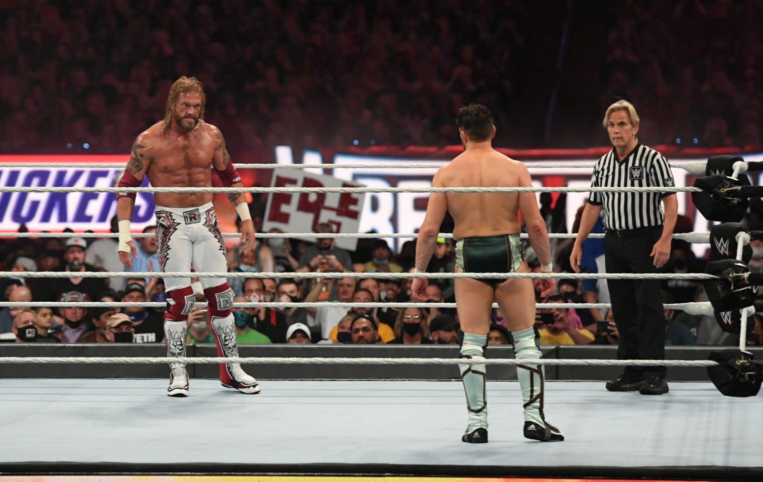 Wwe Wrestlemania 37 Das Sind Die Ergebnisse Des Ppvs