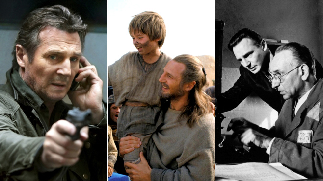 Filme Mit Liam Neeson
