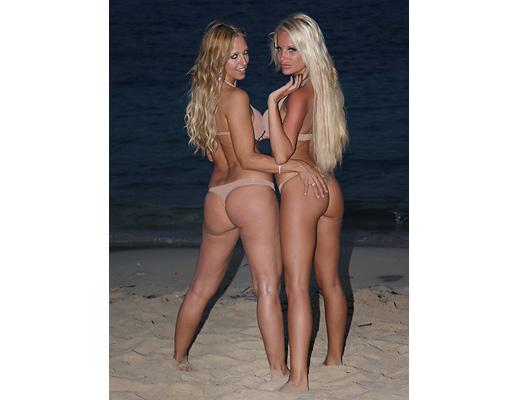sexy blondinen nackt