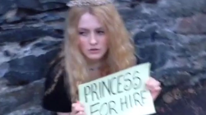 aimee richardson princess for hire