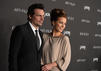 Kate Beckinsale und Len Wiseman