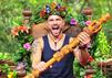 Dschungelkönig Marc Terenzi
