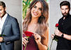 Bachelorette Jessica Paszka küsst fünf Kandidaten. Fotos: RTL / Arya Shirazi