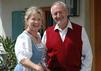 Hildegard Sonnbichler hat angst um ihren Mann.Foto: ARD