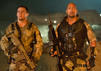G,I. Joe mit Dwayne Johnson