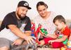 Echt Familie Menowin Fröhlich