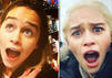 Game of Thrones: Emilia Clarke aka Daenerys